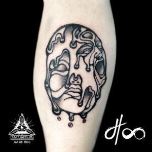 Jacob Hoo Linework Tattoo