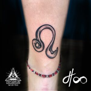 Jacob Hoo Leo Tattoo